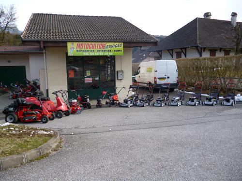 Motocultur' Services vente, entretien et réparation